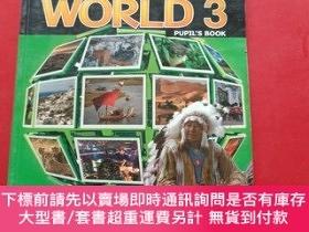 二手書博民逛書店Wonderful罕見World 3 PUPIL S BOOKY203616 Michele Crawford