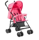 潮流出行輕便可坐可躺易折疊嬰兒手推車