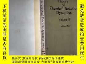 二手書博民逛書店Theory罕見of Chemical Reaction Dyn