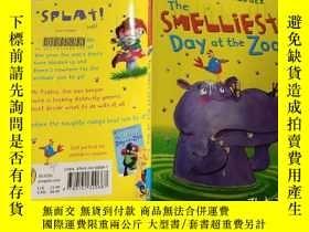 二手書博民逛書店The罕見Smelliest Day at the Zoo:動物園裏最臭的一天Y200392