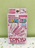 【震撼精品百貨】Hello Kitty 凱蒂貓~Sanrio HELLO KITTY可愛圖案OK蹦(盒裝)-東京限定#32474