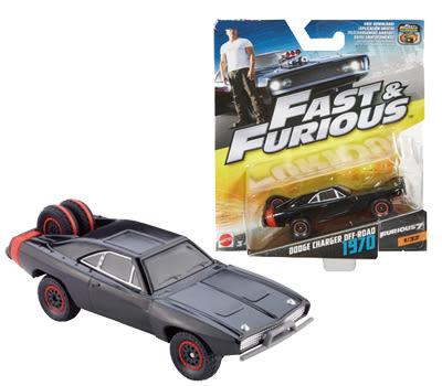 Fast & Furious玩命關頭8系列合金車