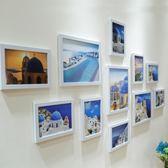 現代簡約歐式照片墻客廳臥室相片相框墻貼11框創意組合掛裝飾畫XW全館滿千88折