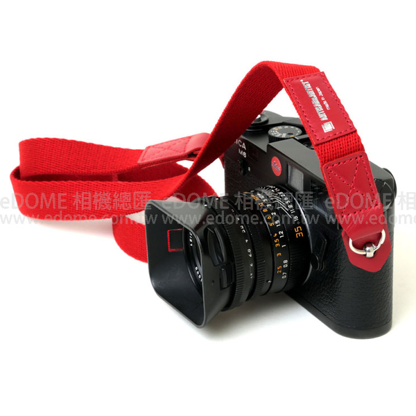 ARTISAN & ARTIST ACAM-102 紅 紅色 經典款相機背帶 (6期0利率 免運 正成公司貨) 相機肩帶 A&A