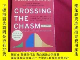 二手書博民逛書店Crossing罕見the Chasm 3rd EditionY179070 Crossing the Cro