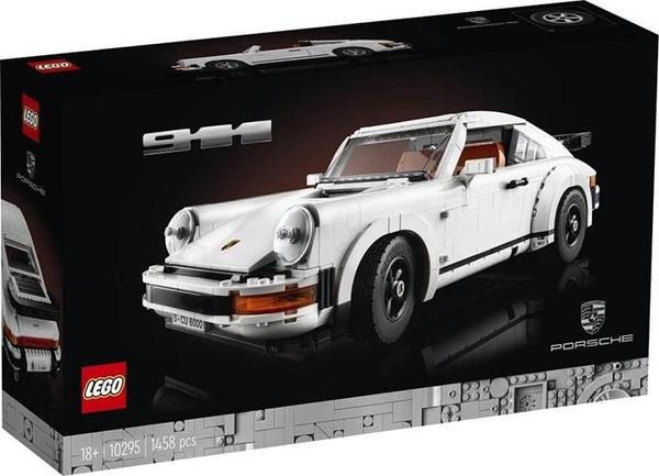 LEGO 樂高 Creator系列 保時捷 911 10295