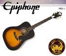 【小麥老師 樂器館】Epiphone PRO-1 民謠吉他 吉他 F310 V50 IBANEZ PRO1