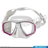白矽膠雙面鏡    M2-C38  【AROPEC】