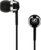 【台中平價鋪】全新 德國聲海 SENNHEISER CX 1.00 黑色 強勁深厚低音立體聲 耳道式耳機