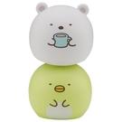 日本T-ARTS 悠閒搖擺角落小夥伴 白熊 & 企鵝 TA53812 TAKARA TOMY 公司貨