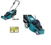 [家事達]  日本Makita-DLM380Z  牧田 充電 鋰電 手推式 割草機(單主機) 18V X2 = 36V 特價 含電池*2+充電器