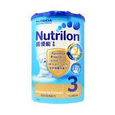 諾優能-金版 1-3歲幼兒成長配方奶粉900g/罐 大樹