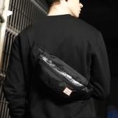 腰包男多功能單肩斜挎包運動健身包