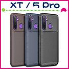 realme XT realme 5 Pro 甲殼蟲背蓋 矽膠手機殼 類碳纖維保護殼 全包邊手機套 防指紋保護套 TPU軟殼