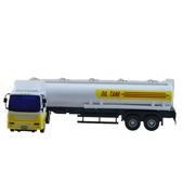 力利工程車大號慣性加長運輸車油罐車貨車 兒童玩具汽車模型