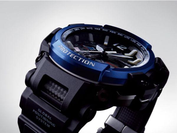 【時間光廊】CASIO 卡西歐 電波 GPS 藍芽 G-SHOCK 抗震 全新原廠公司貨 GPW-2000-1A2