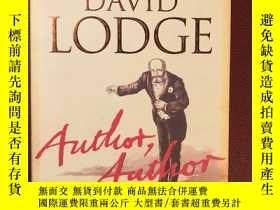 二手書博民逛書店Author罕見Author-David Lodge (Engl