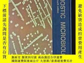 二手書博民逛書店Diagnostic罕見Microbiology(診斷微生物學)