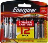 勁量鹼性電池3號12入