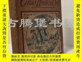 二手書博民逛書店1878年英文 《中國獵人俱樂部》the罕見china hunters club by The Youngest