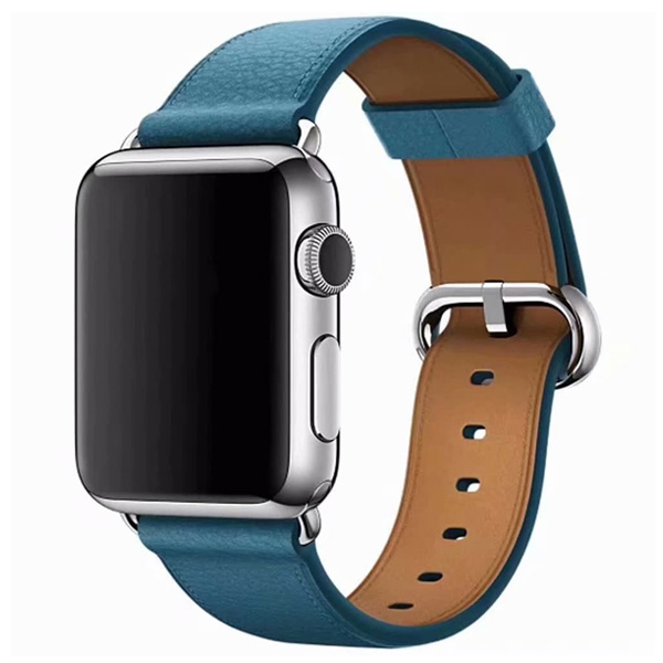 蘋果 Apple Watch 1234代 荔枝皮紋錶帶 蘋果錶帶