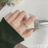 戒指 星光戒指女純銀ins個性時尚食指指環日系輕奢高級感飾品潮送閨蜜8月驚喜價