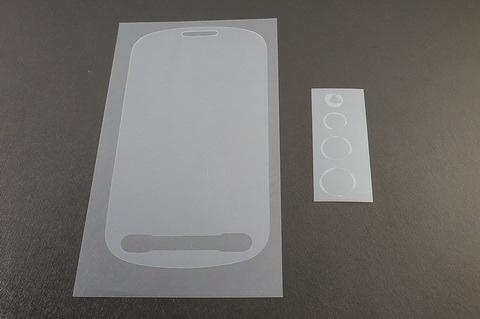 手機螢幕保護貼 LG Optimus Me P350 亮面