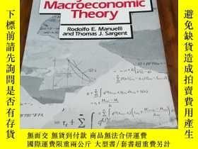 二手書博民逛書店Exercises罕見in Dynamic Macroecono