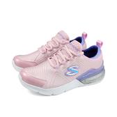 SKECHERS SKECH-AIR 運動鞋 可機洗 童鞋 粉紅色 302004LPKPW no132