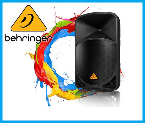 【小麥老師樂器館】Behringer 耳朵牌 Proered Speaker B115D 主動式喇叭 喇叭