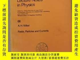 二手書博民逛書店lecture罕見notes in physics(P2055)Y173412