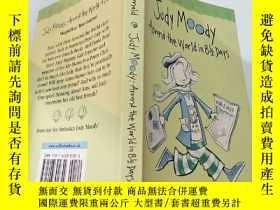 二手書博民逛書店judy罕見moody 朱迪·穆 迪 Y200392