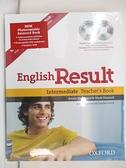 【書寶二手書T1/語言學習_EAN】English Result, Intermediate_Paul Hancock