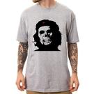 Che-Skull短袖T恤-2色 切 格瓦納革命圖案設計人物