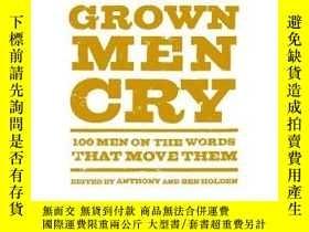 二手書博民逛書店Poems罕見That Make Grown Men CryY256260 Anthony Holden Si