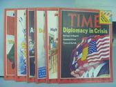 【書寶二手書T8/雜誌期刊_PAP】TIME_1980/3/17~1980/6/9_共6本合售_Diplomacy..