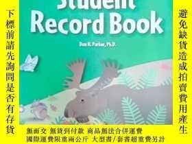 二手書博民逛書店Student罕見Record BookY15389