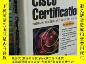 二手書博民逛書店Cisco罕見Certification: Bridges, R