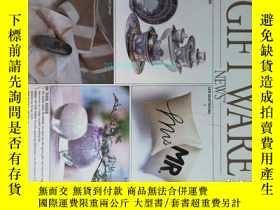 二手書博民逛書店Giftware罕見News Magazine 2015 03-