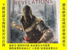 二手書博民逛書店Assassin s罕見Creed: Revelations 刺客信條:啟示 英文小說Y259256 Oliv