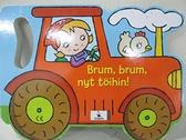 【書寶二手書T3/少年童書_EII】Brum brum nyt toihin!