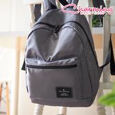 俏咪包  Simple 多夾層設計後背包 [LG-796-SI-W] 媽媽包