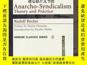 二手書博民逛書店【罕見】2004年出版 Anarcho-syndicalismY236371 Rudolf Rocker Ak