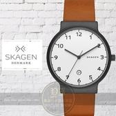 SKAGEN丹麥設計品牌北歐雅痞型男簡約腕錶SKW6297公司貨/極簡/北歐/設計師