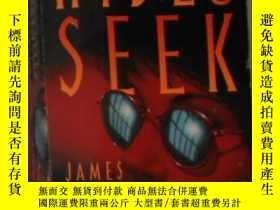二手書博民逛書店英文原版罕見Hide and Seek by James Pat