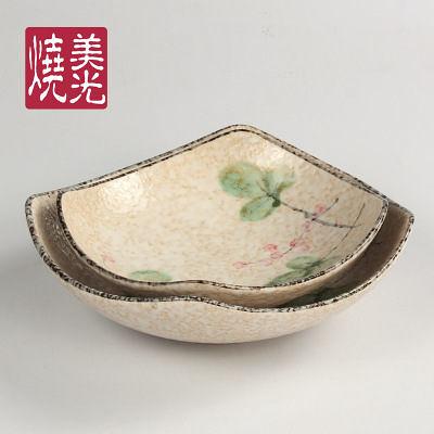 【3個價/小號】美光燒陶瓷湯深盤