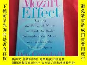 二手書博民逛書店The罕見Mozart Effect:Tapping the Power of Music to Heal the