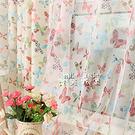 2窗織夢園-窗紗[穿管100X120cm](布紗車一起)(限尺寸、顏色與主布相同)(紗車在布前面)