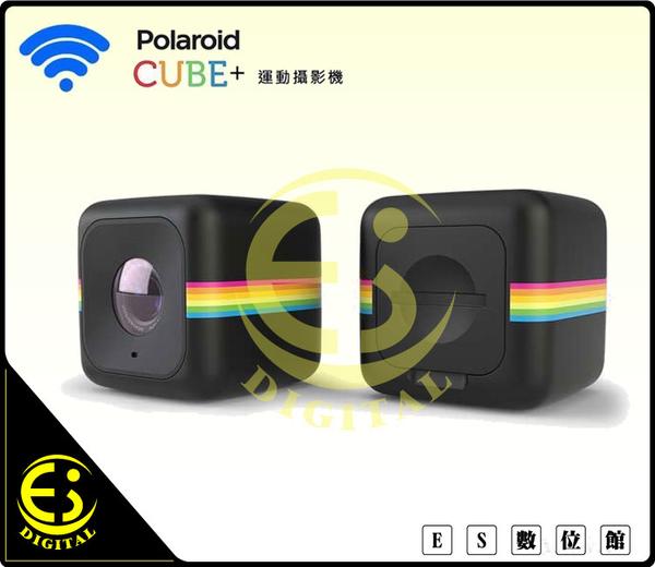 Polaroid 寶麗萊 Cube+ Cube Plus 迷你數位相機 WIFI 運動攝影機 方塊 骰子 外出 滑板 潛水 贈記憶卡 紅色