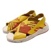 【五折特賣】Nike 涼鞋 Wmns Air Huarache Ultra 黃 咖啡 武士鞋 時尚涼鞋 涼拖鞋 女鞋【PUMP306】 885118-701